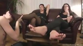 feticismo piedi