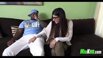 Mia Khalifa first big black cock 2 92