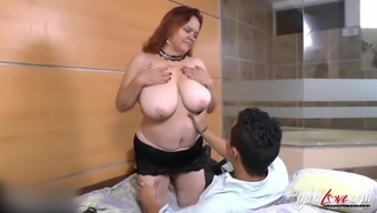 Latin mature pics and grannies enjoying hardcore fuck and solo