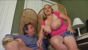 Ugly girl gives teacher handjob Big natural tits