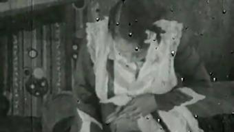 Incredibly Old Pornography Sex Movie 1910