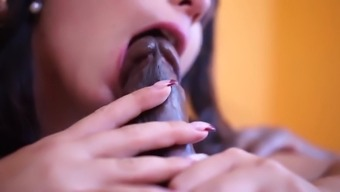 Mira Cuckold making out bbc