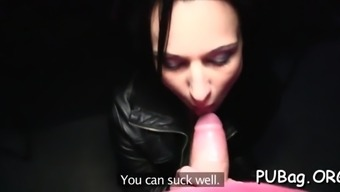public service provider is able to fuck when