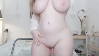 european plump natural major tits tease