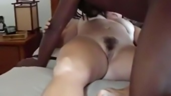 Black guy fucks my cuckold wifey christian missionary and breeds her