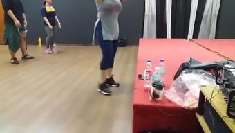 adza big boob malaysia gym girl
