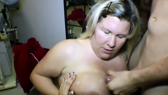 GERMAN MOM and AUNT caught STEP-SON and fuck in MMF 3some