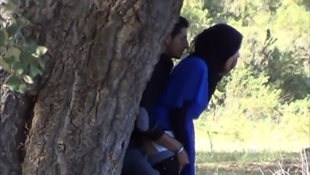 Desi hot lucknow couple fucking outdoor