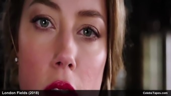 Celebrity Amber Heard All Nude And Hot Striptiase Scenes