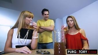 Slut Maker Part 3 with Cherie and Tara