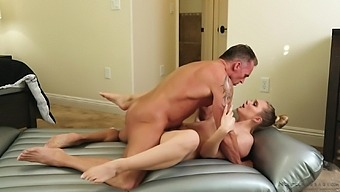Nuru masseuse AJ Applegate gets intimate with her future father-in-law