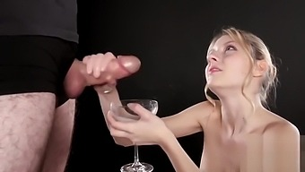 AMWF Rebecca Volpetti Italian Female Accumulate Cumshot 7cm Small Cock Jap
