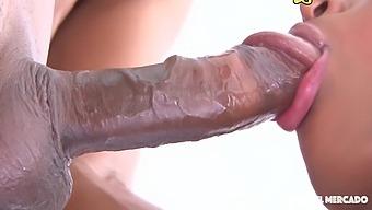 Lahia Crox - Indira Uma #alex Moreno - Hot Colombiana Makes Love With Stranger At His Hotel Place