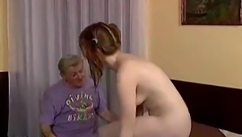 Alluring Teen In Lingerie Likes It Rough