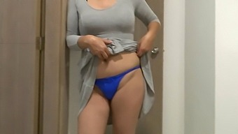 MATURE AND HAIRY MOTHER, 55 YEARS OLD, BEACH HOLIDAY, EROTIC