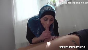 Muslim Girl Klaudia Diamond Hard Sex