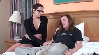 Addie Juniper Loves Spurting Young Cocks