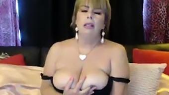Skanky mom talking dirty