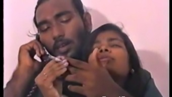 Tamil Pornography Hitched Indian Couple Intense Fucking