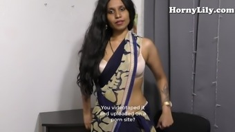 Indian Mother Wc Tool Son (English subs) Tamil POV