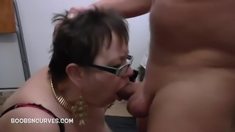 Granny does her brother-in-law