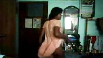 Southindian TAMIL Sizzling Krown Saona filmed herself