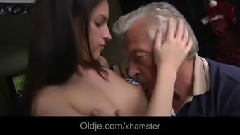 Sex based request for forgiveness for flaccid grand father