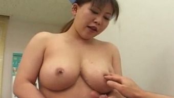 Big tits Japanese people healthcare provider informs her affected person to have sex with her
