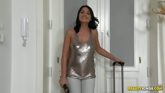 Lovely missy Aida Cute stinks dick and gets fucked like there isn't any in the near future