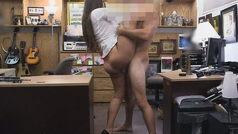Naughty Secretary Getting Banged In the rear of Doll Shop