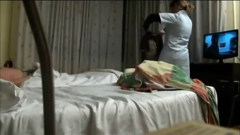 Real Inn Maid Sexual intercourse For the money