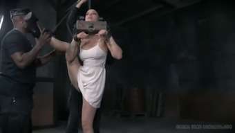 Abigail Dupree consists of a deeply pierced pussy and he or she adores BDSM