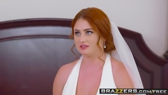 Brazzers - Brazzers Exxtra - Soiled Soon to be bride site starring Lenn