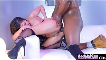 Great Booty Love (Aleksa Nicole) Get Oiled Right up And Hard Analy Nailed On Cam mov-04