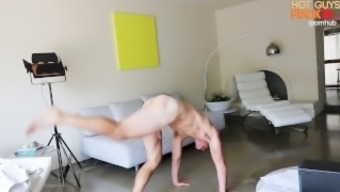 Gymnast Fucks Heated Version Chick From Los Angeles