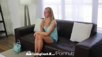 CastingCouch-X - Amateur Alli Rae requests for a untidy skin