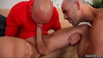 Bill Russo &_ Troy Michaels Fuck and Persuade